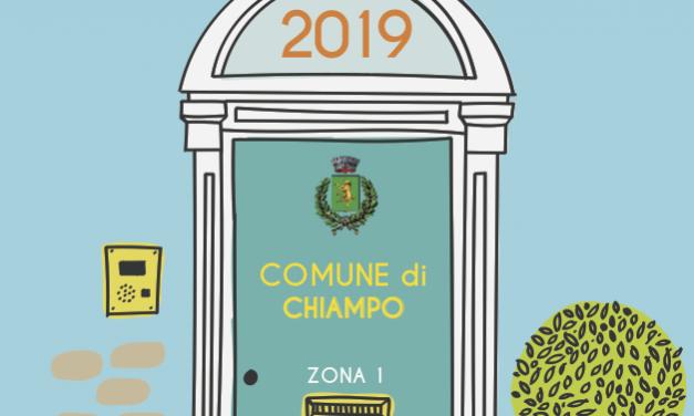 Calendario raccolta rifiuti 2019 Chiampo